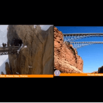 15 Craziest & Scariest Bridges In The World