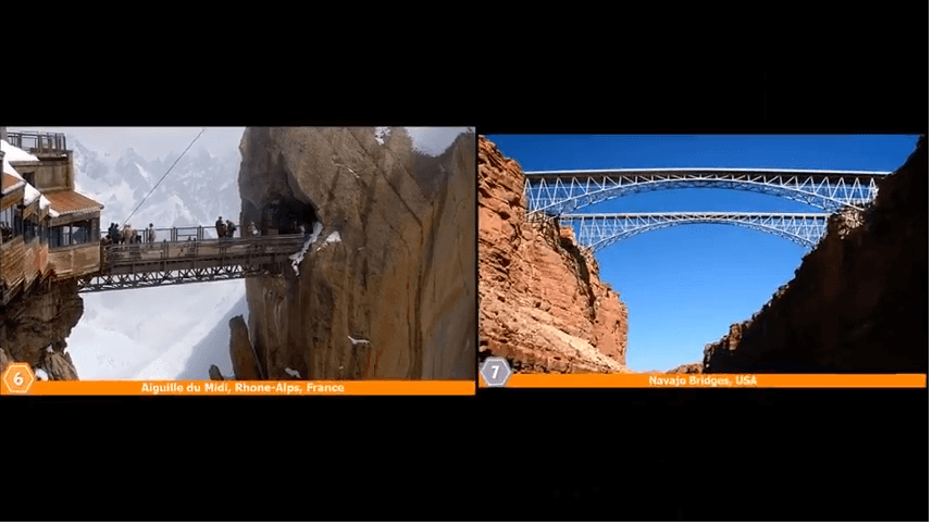 15 Craziest & Scariest Bridges In The World