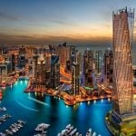 Cayan Tower, Dubai' (formerly known as infinity tower)