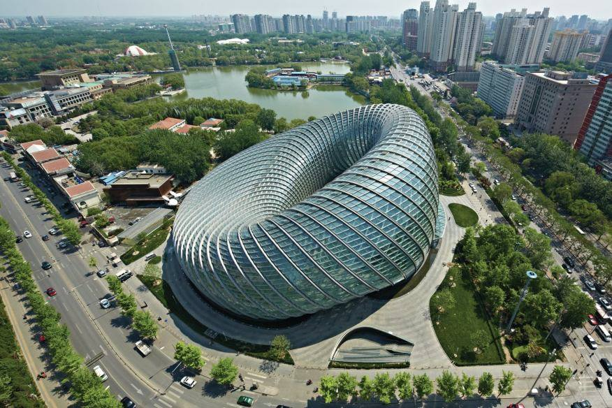 Phoenix International Media Center, Beijing, China