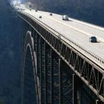 New River Gorge Bridge, Fayetteville, West Virginia, United States