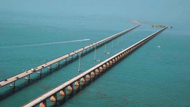 The Overseas Highway, Florida Keys
