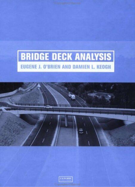 Bridge Desk Analysis-Eugene O'brien