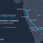 Two Hyperloop Routes Look To Address India's Overburdened Transport Networks