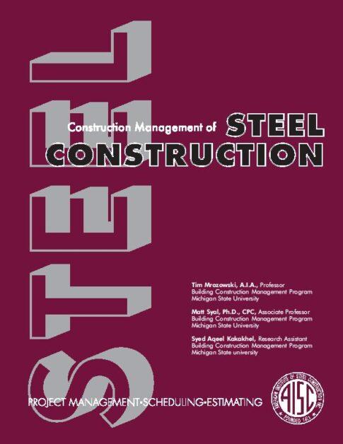 Construction Management Of Steel Construction Engineering Community