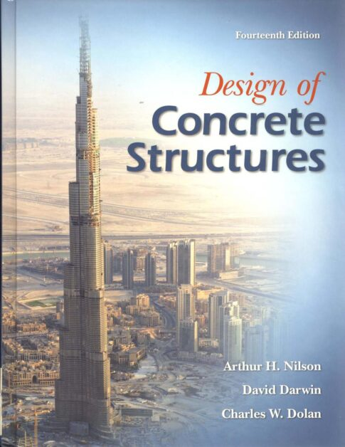 Design of Concrete Structures,14th ed,Nilson
