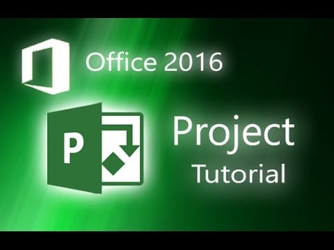 Microsoft Project Tips & Tricks 2016