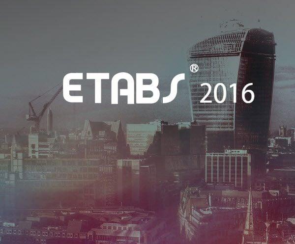 CSI ETABS 16.2.0