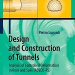Design and Construction of Tunnels: Analysis of Controlled Deformations in Rocks and Soils