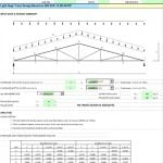 Light Gage Truss Design Based on AISI 2001 & ER-4943P