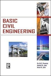 Basic Civil Engineering by B.C. Punmia