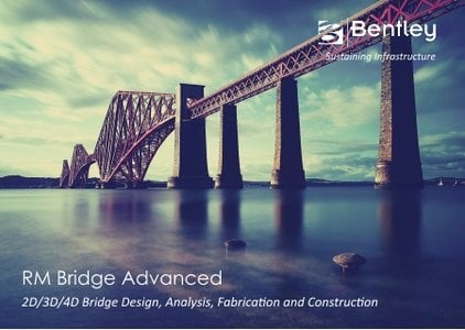 Bentley RM Bridge Advanced CONNECT Edition v10.03.01.01
