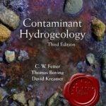 Contaminant Hydrogeology 3-rd Edition