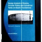 Design Analysis of Beams, Circular Plates and Cylindrical Tanks on Elastic Foundations
