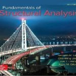 Fundamentals of Structural Analysis Fifth Edition 2018