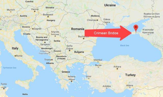 Europe's Longest Bridge Spans Troubled Waters