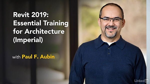 Revit 2019: Essential Training for Architecture (Metric)