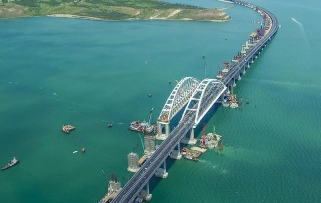 Europe's Longest Bridge Spans Troubled Waters