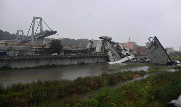 What we know about Genoa bridge that collapsed