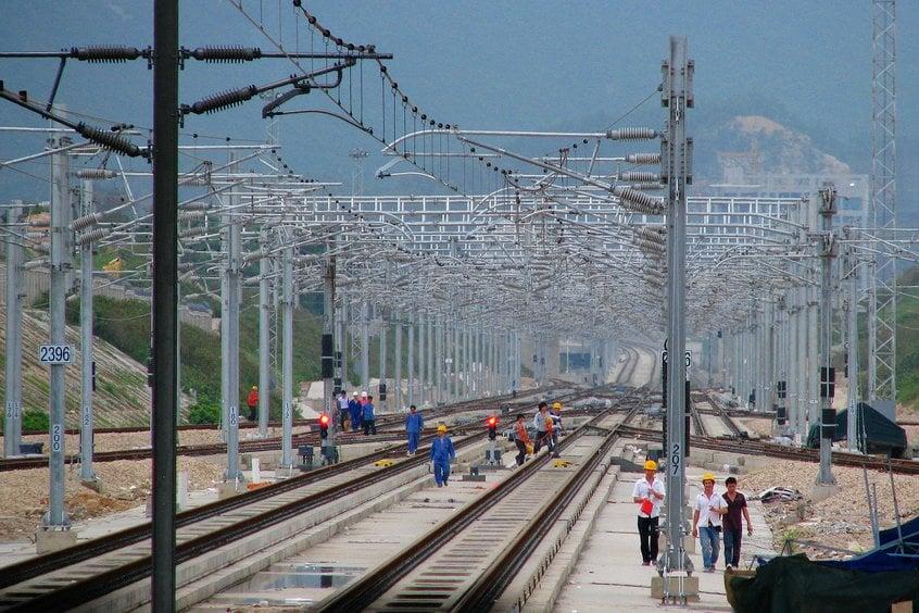 China finalises design of 135km Taiwan rail tunnel