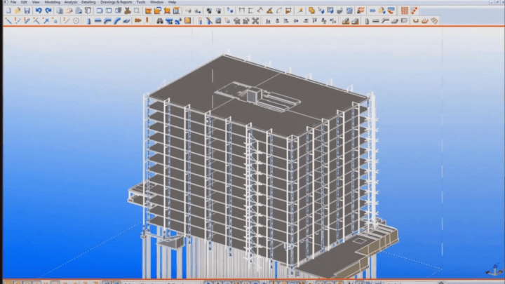Tekla Structures for reinforced concrete Tutorial