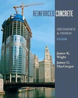 Reinforced Concrete Mechanics and Design 5th Edition