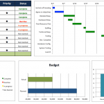 Excel Construction Management Templates