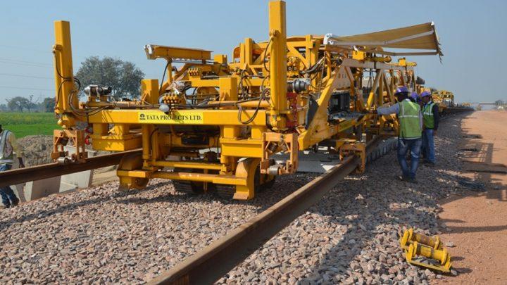 Construction of Railway Track Methods