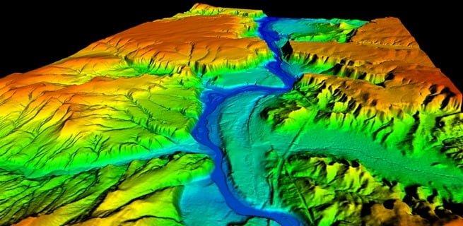 Free topography Data Sources – Digital Elevation Models