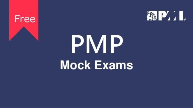 List of Free PMP Mock Exam