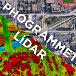 Drone LiDAR or Photogrammetry?