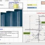 Sheet Pile Design Spreadsheet