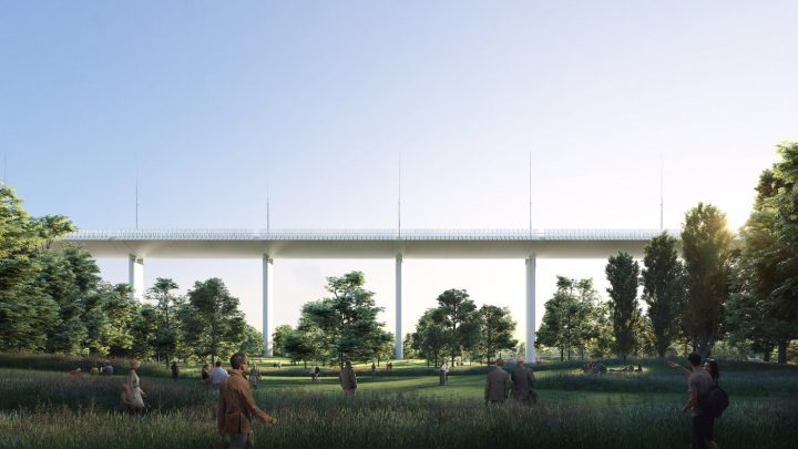 Renzo piano reveals plans for genoa bridge reconstruction