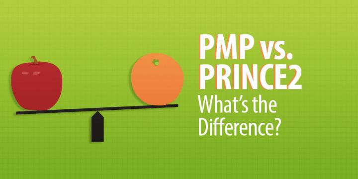 PMP vs PRINCE2