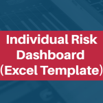 Individual Risk Dashboard (Excel Template)