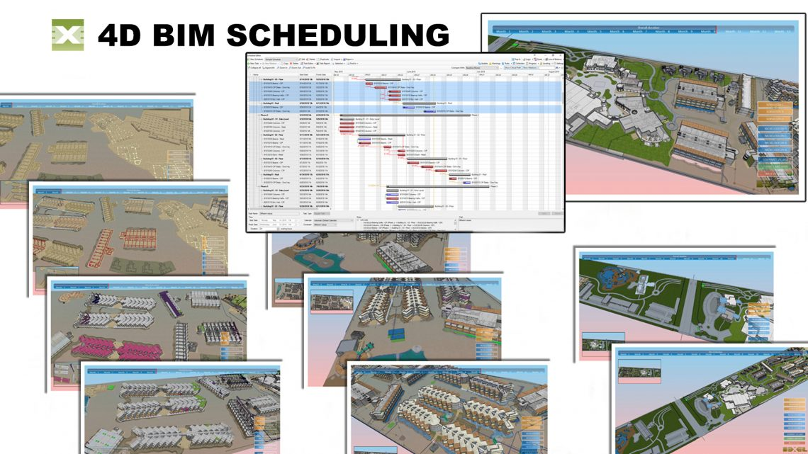 How intelligent scheduling is changing construction management process