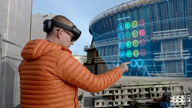 Bentley Systems introduces Mixed Reality app for infrastructure construction projects