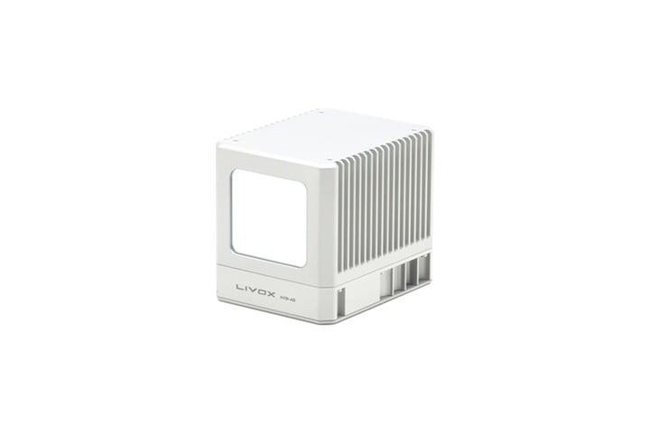 3D LiDAR technology brought to mass-market with Livox sensor