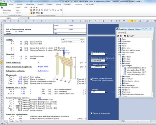 Autodesk Spreadsheet Calculator for RSA Pro 2013