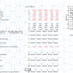 Immediate Pad Footing Settlement spreadsheet