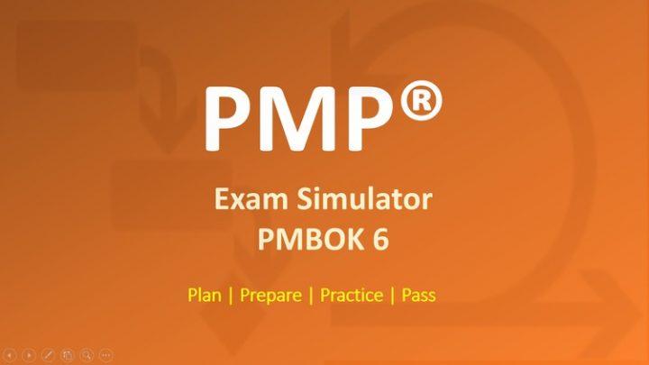 PMP Sixth Edition Exam Simulator n°01