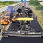 Asphalt paver, how it works?