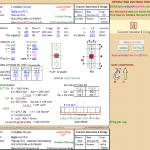 Pile Group Analysis Spreadsheet