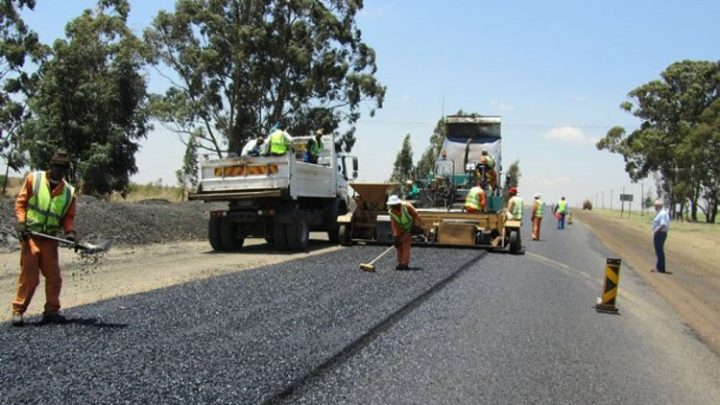 Roads maintenance, repair and rehabilitation