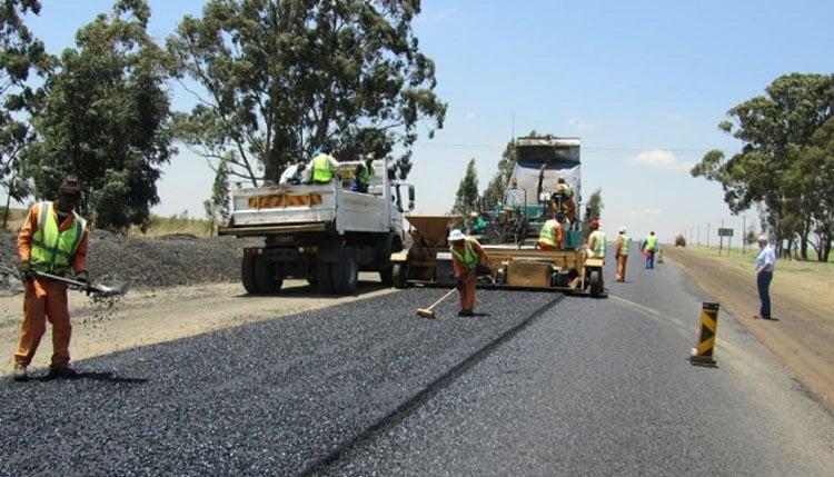 Roads maintenance, repair and rehabilitation