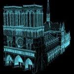 3D Laser Scans Saved in 2015 Could Help Rebuild The Notre Dame