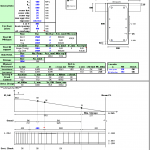 Concrete Beam and slab to CSA A23 spreadsheet