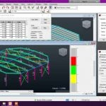 Industrial Shed Design In Robot Structural Analysis