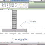 Reinforcing of simple RCC Foundation Plan in Revit