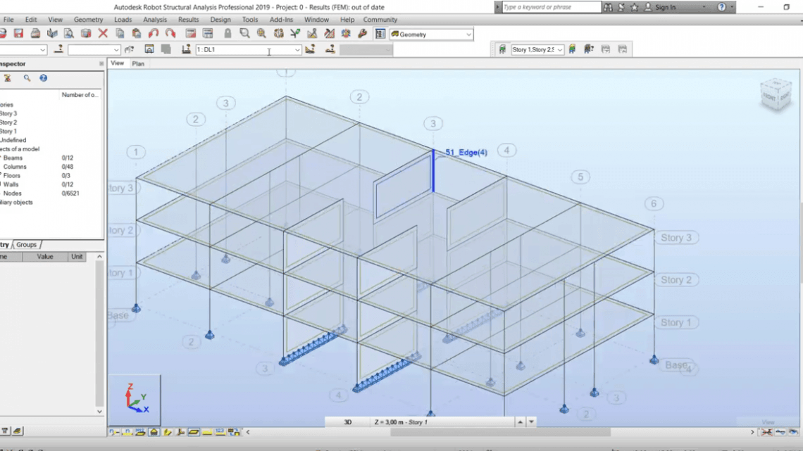 Robot Structural Analysis Tips and tricks